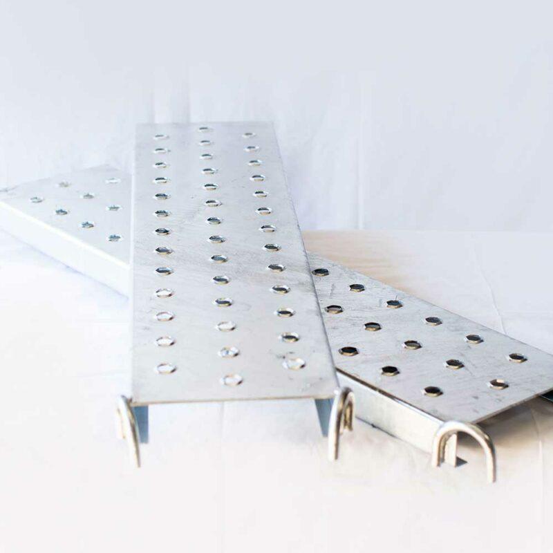 Galvanized SureGrip Ramps