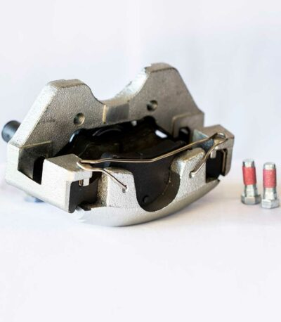 Replacement Brake Caliper with Pads (Passenger's Side)