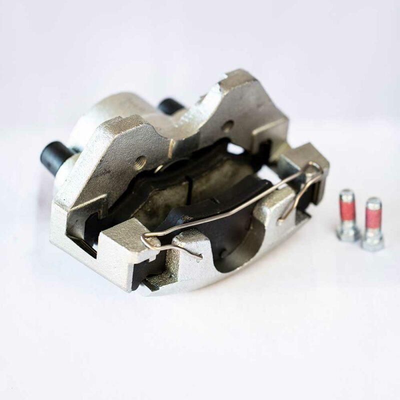 Replacement Brake Caliper with Pads Driver Side