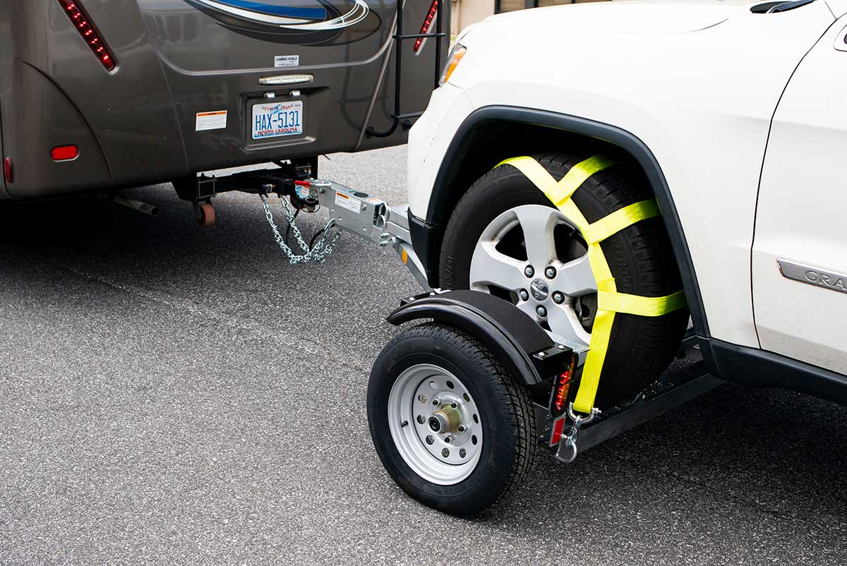 car tow dolly tires