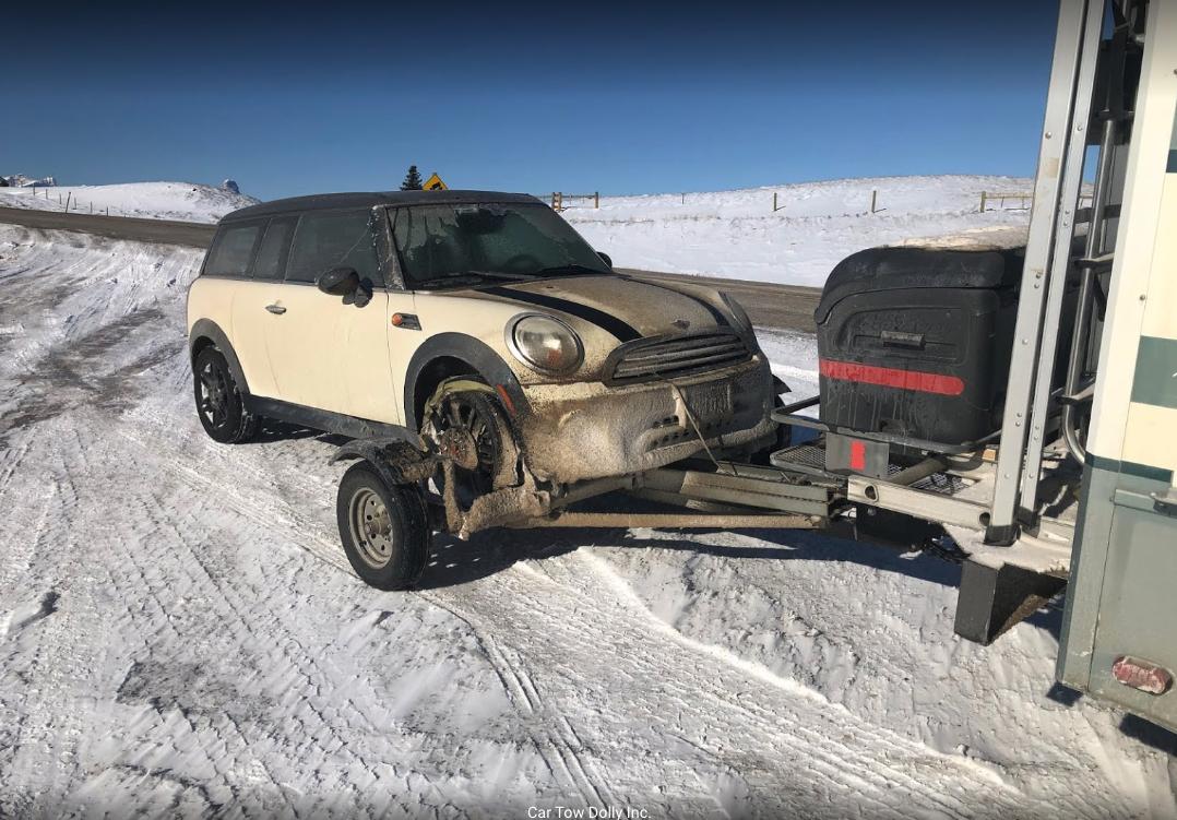 Car Dolly | Car Tow Dolly