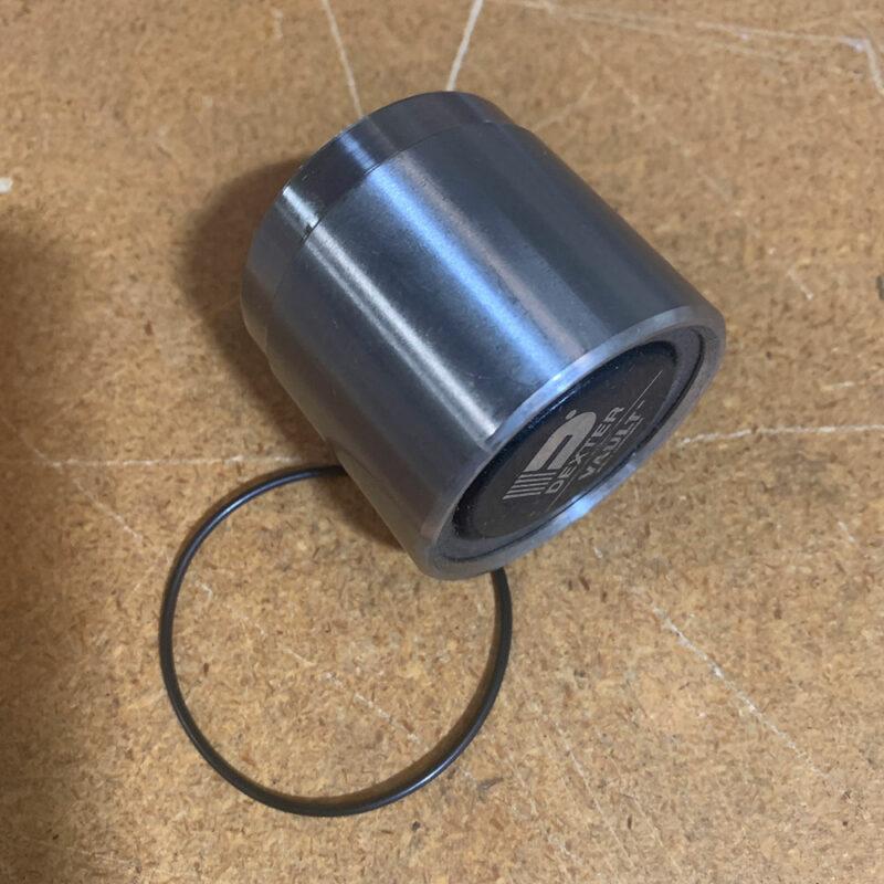 Vault Hub Bearing Cap w/ O-Ring