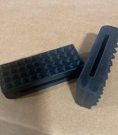 Tread grips for Wheel Straps