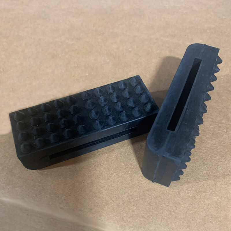 Tread grips for Wheel Straps